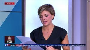 Bénédicte Le Chatelier dans le Club Le Chatelier - 04/09/19 - 04