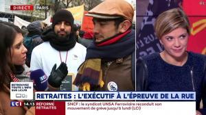 Bénédicte Le Chatelier dans le Club Le Chatelier - 05/12/19 - 02
