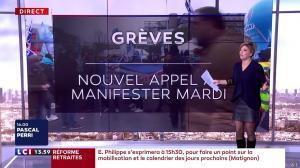 Bénédicte Le Chatelier dans le Club Le Chatelier - 06/12/19 - 01