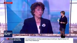 Bénédicte Le Chatelier dans le Club Le Chatelier - 06/12/19 - 04