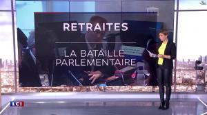 Bénédicte Le Chatelier dans le Club Le Chatelier - 10/02/20 - 02