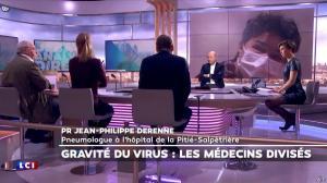 Bénédicte Le Chatelier dans le Club Le Chatelier - 12/03/20 - 04