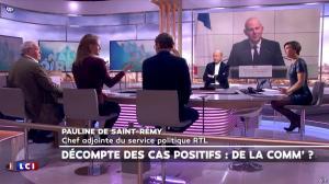 Bénédicte Le Chatelier dans le Club Le Chatelier - 12/03/20 - 05