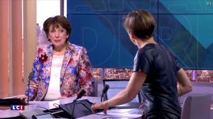 Bénédicte Le Chatelier dans le Club Le Chatelier - 12/03/20 - 11