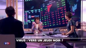 Bénédicte Le Chatelier dans le Club Le Chatelier - 12/03/20 - 12