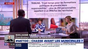 Bénédicte Le Chatelier dans le Club Le Chatelier - 12/11/19 - 06