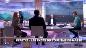 Bénédicte Le Chatelier dans le Club Le Chatelier - 13/02/20 - 05