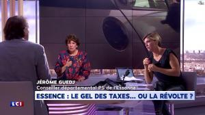 Bénédicte Le Chatelier dans le Club Le Chatelier - 18/09/19 - 14