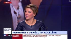 Bénédicte Le Chatelier dans le Club Le Chatelier - 27/11/19 - 02