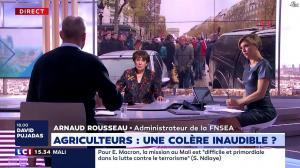 Bénédicte Le Chatelier dans le Club Le Chatelier - 27/11/19 - 09
