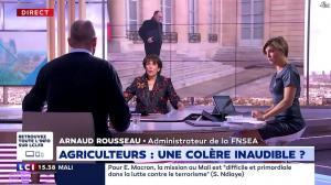 Bénédicte Le Chatelier dans le Club Le Chatelier - 27/11/19 - 10