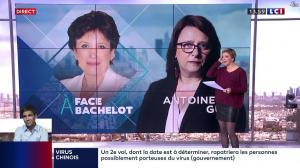 Bénédicte Le Chatelier dans le Club Le Chatelier - 28/01/20 - 03