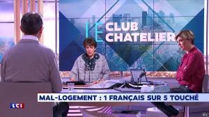 Bénédicte Le Chatelier dans le Club Le Chatelier - 30/01/20 - 15