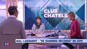 Bénédicte Le Chatelier dans le Club Le Chatelier - 30/01/20 - 16