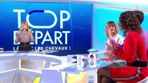 Carine Galli dans Top Départ - 08/02/20 - 08