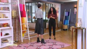 Cristina Cordula dans les Reines du Shopping - 19/12/19 - 06