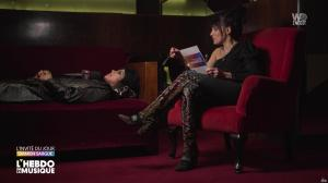 Erika Moulet et Inconnue dans l'Hebdo de la Musique - 22/02/20 - 06