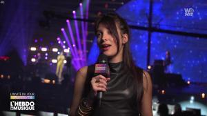 Erika Moulet dans l'Hebdo de la Musique - 28/12/19 - 05
