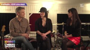 Erika Moulet dans l'Hebdo de la Musique - 29/02/20 - 03