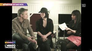 Erika Moulet dans l'Hebdo de la Musique - 29/02/20 - 06