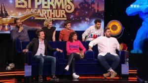 Estelle Denis et Anne-Sophie Girard dans Vendredi, Tout Est Permis - 31/08/18 - 04