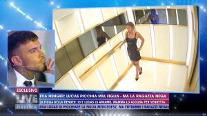 Eva Henger dans Non è la d'Urso - 04/11/19 - 04