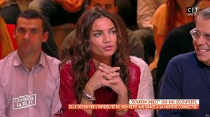 FrancesÇa Antoniotti dans c'est Que de la Télé - 12/12/19 - 06