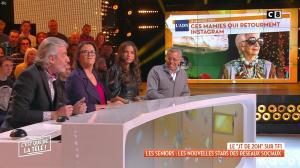 FrancesÇa Antoniotti dans c'est Que de la Télé - 14/01/20 - 04