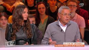 FrancesÇa Antoniotti dans c'est Que de la Télé - 14/01/20 - 08