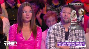 FrancesÇa Antoniotti dans Touche pas à mon Poste - 04/10/19 - 18