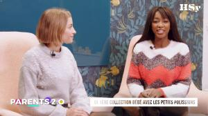 Hapsatou Sy dans Parents 2.0 - 05/12/18 - 01