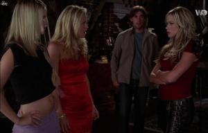 Jennifer Sky dans Charmed - 16/11/16 - 04