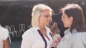 Kelly Vedovelli et Agathe Auproux dans Touche pas à mon Poste - 11/09/19 - 04