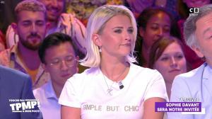Kelly Vedovelli dans Touche pas à mon Poste - 09/09/19 - 05