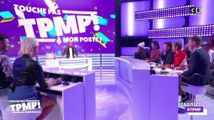 Kelly Vedovelli dans Touche pas à mon Poste - 12/09/19 - 03