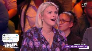 Kelly Vedovelli dans Touche pas à mon Poste - 18/12/19 - 04