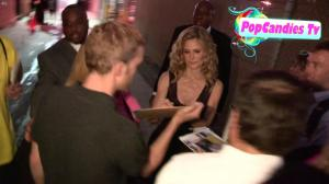 Kyra Sedgwick dans Rencontre avec des Fans - 20/08/12 - 01