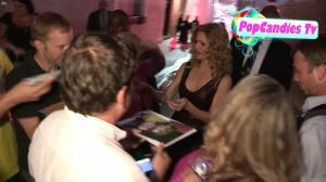Kyra Sedgwick dans Rencontre avec des Fans - 20/08/12 - 02