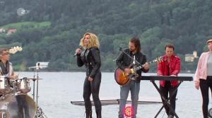 Lara Fabian dans Die Grosse Drei Lander Show - 01/10/17 - 03