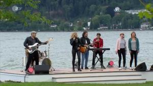 Lara Fabian dans Die Grosse Drei Lander Show - 01/10/17 - 04