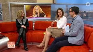 Lara Fabian dans Moma - 03/10/17 - 01