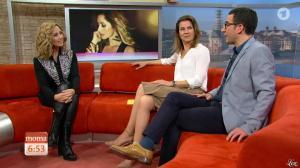 Lara Fabian dans Moma - 03/10/17 - 05
