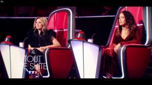 Lara Fabian dans The Voice - 08/02/20 - 01