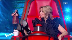 Lara Fabian dans The Voice - 08/02/20 - 05