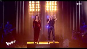 Lara Fabian dans The Voice - 18/01/20 - 01