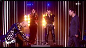 Lara Fabian dans The Voice - 18/01/20 - 03