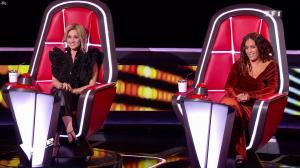 Lara Fabian dans The Voice - 18/01/20 - 09