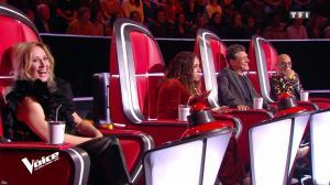 Lara Fabian dans The Voice - 25/01/20 - 02