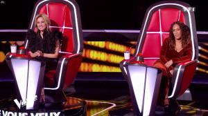 Lara Fabian dans The Voice - 25/01/20 - 09