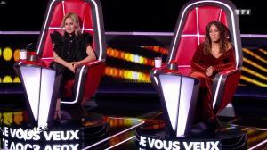 Lara Fabian dans The Voice - 29/02/20 - 02